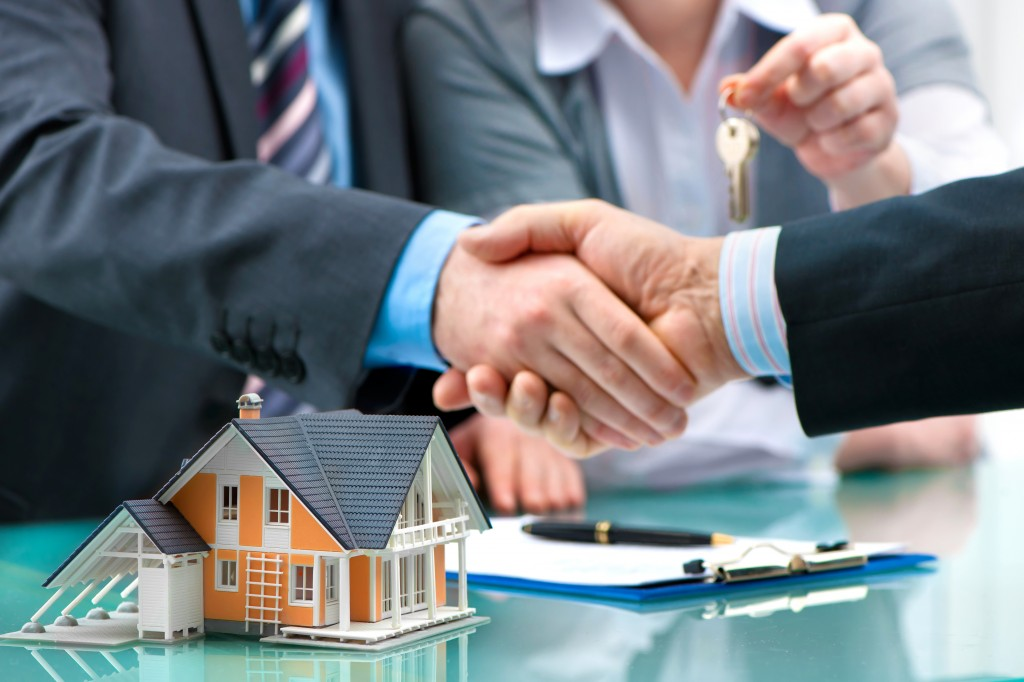 Securing a real estate deal