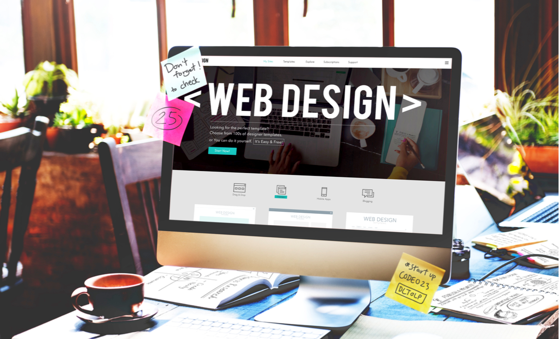 A Design That Works: Web Design for Your Customers